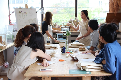 เซ็นทรัลเวิลด์ เปิดกิจกรรม Workshop งานฝีมือตลอดเดือนพฤษภาคม
