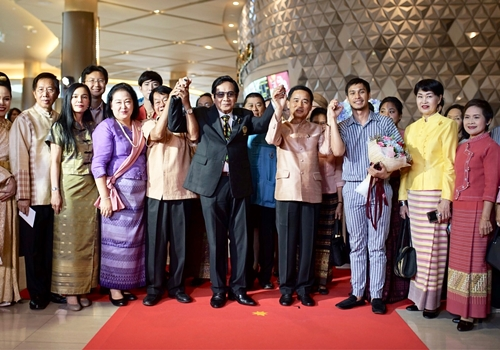เอส เอฟ จับมือ กระทรวงวัฒนธรรม  ฉายสุดยอดภาพยนตร์ไทยในสมัยรัชกาลที่ ๙
