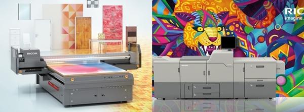 RICOH เปิดตัวเครื่องพิมพ์ใหม่ รองรับงานพิมพ์ที่หลากหลายมากขึ้น