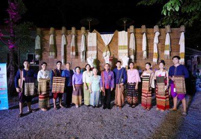กิจกรรมสัญจรหมู่บ้านท่องเที่ยว OTOP นวัตวิถี อุตรดิตถ์ ดินแดน 3 วัฒนธรรม(ล้านนา ล้านช้าง ไทยกลาง)
