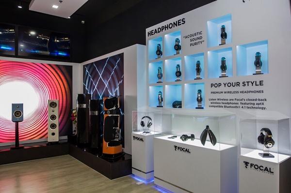 ซี เอช โฮม มีเดีย เปิดลำโพง 2 แบรนด์เครื่องเสียงบ้าน สุดยอดนวัตกรรม แบรนด์พรีเมี่ยม นำเข้าจากฝรั่งเศส