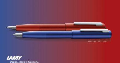 LAMY แนะนำปากกา 3 ซีรีส์ใหม่ สกาลา, ไอออน, สตูดิโอ