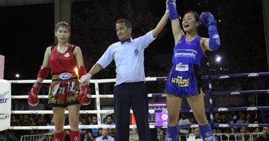 สรุปผลการแข่งขันมวยไทยสมัครเล่นชิงแชมป์ประเทศไทย ประจำปี 2562