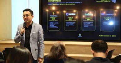 กรุงศรี ฟินโนเวต ตั้งเป้าเป็น 'The Best Banking Corporate Venture Capital'