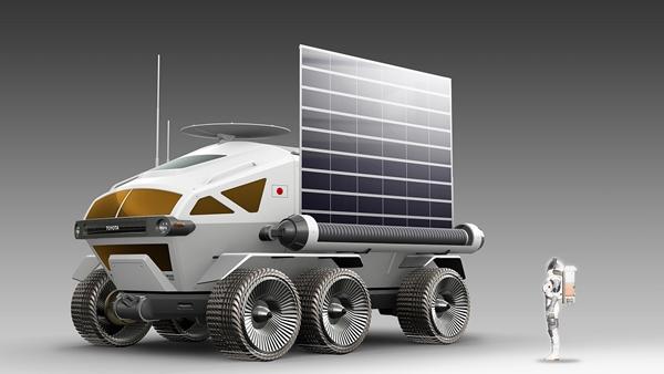 บริดจสโตนกับภารกิจการสำรวจอวกาศนานาชาติกับ JAXA และโตโยต้า