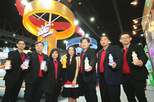 ฟู้ดสตาร์ เผยกลยุทธ์ผู้นำตลาด เดินหน้าเพิ่มแนวร่วมพัฒนาธุรกิจ ก้าวสู่ผู้นำด้านนวัตกรรมเครื่องดื่มแห่งเอเชีย