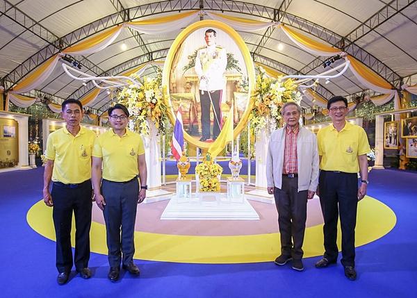 กกท. เชิญชวนคนไทยร่วมชมกิจกรรม การแสดงเทิดพระเกียรติ เนื่องในโอกาสพระราชพิธีบรมราชาภิเษก พุทธศักราช 2562