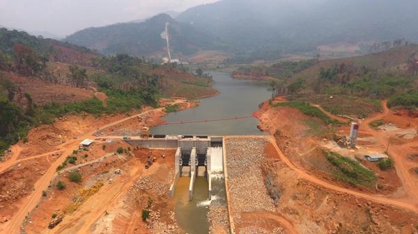 'BGRIM' เติบโตตามแผนกดปุ่ม COD โรงไฟฟ้าพลังน้ำ น้ำแจ 15 เมกะวัตต์ ที่ สปป.ลาว