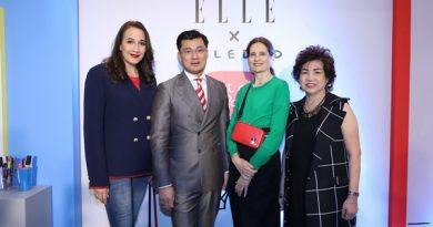 ELLE และELLE Homme สองแบรนด์ดังฝรั่งเศส เปิดตัวคอลเลคสุดพิเศษในไทย