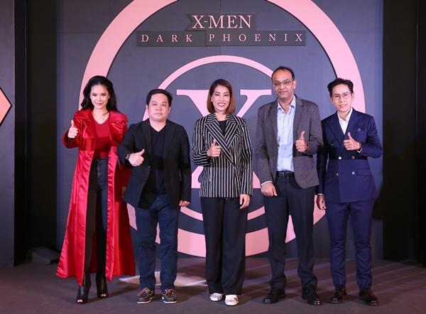 โรงภาพยนตร์ ควอเทียร์ ซีนีอาร์ต ร่วมกับ เป๊ปซี่ จัดงานรับการเข้าฉายของ X-Men : Dark Phoenix ยิ่งใหญ่สมการรอคอย