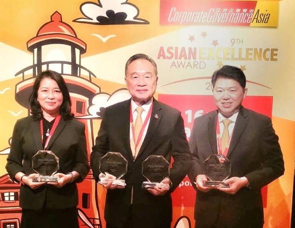 CPF คว้า 4 รางวัลระดับสากล Asian Excellence Awards 2019