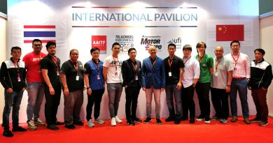 ขยายเครือข่าย MOTOR EXPO ทั่วเอเชีย ด้วย B2B INTERNATIONAL PLATFORM