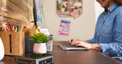 เล็กเปลี่ยนโลก! มินิพีซี Intel® NUC ผู้ช่วยขับเคลื่อนความสำเร็จให้แก่องค์กรธุรกิจอย่างมืออาชีพ