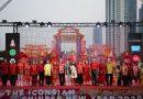 ไอคอนสยาม ฉลองเทศกาลตรุษจีน อัญเชิญเทพเจ้ามังกรเขียว เสริมสิริมงคล