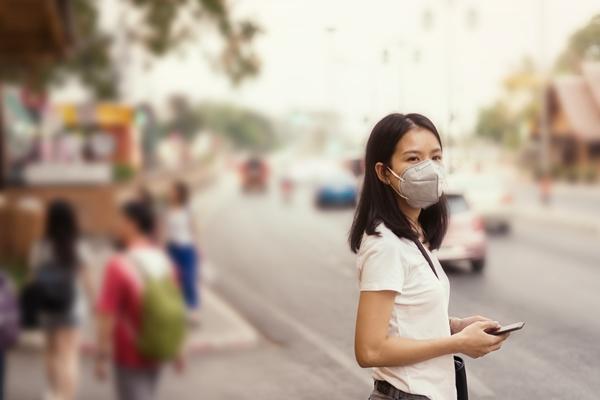 ฝุ่น PM 2.5 ภัยร้ายทำลายผิว
