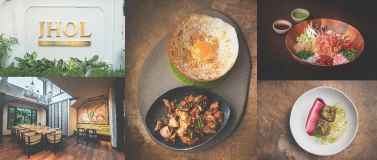 """""""โจฮ์ล"""" สุขุมวิท 18 ร้านอาหารอินเดียร่วมสมัย แถบชายฝั่งทะเลตอนใต้  โดย ฮาริ นายัค เชฟชื่อดังระดับโลก"""