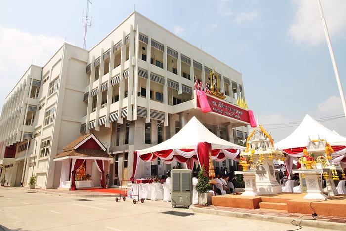สถานีตำรวจภูธรคูคตเปิดอาคารสำนักงานแห่งใหม่ เพื่อการบริการที่ดีเยี่ยมสำหรับประชาชน