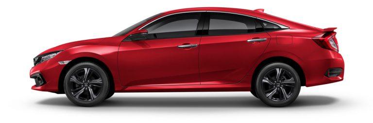 ฮอนด้า ซีวิค สีใหม่ สีแดงอิกไนต์ รุ่น TURBO RS อัปเลเวลความสปอร์ตร้อนแรงสุดเร้าใจรับซัมเมอร์