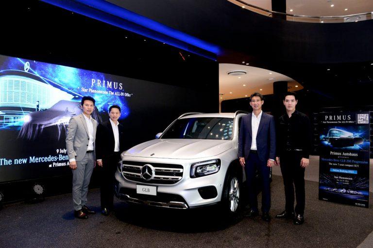 เบนซ์ไพรม์มัส มาแรง… 6 เดือนแรก ยอด Mercedes-AMG ทะลุเป้า 155%