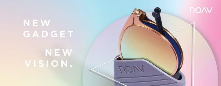 ROAV เผยโฉมแว่นตาพับได้ที่เบาและบางที่สุดในโลก