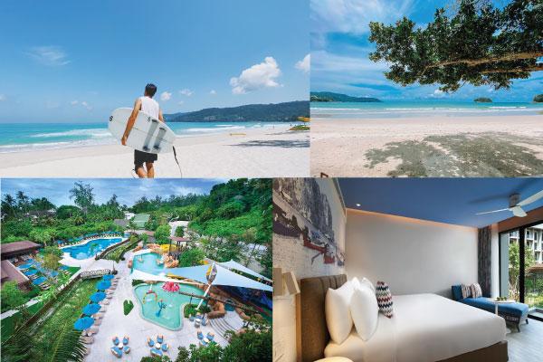 โอโซ่ ภูเก็ต เสนอ 4 กิจกรรมสนุกๆ ที่ให้คุณสัมผัสหาดกะตะ ในรูปแบบใหม่ๆ