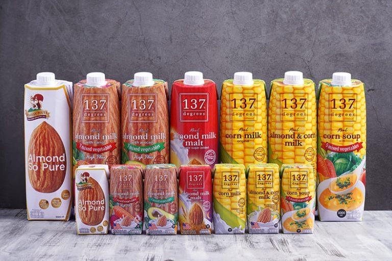 """นม """"137 ดีกรี"""" เปิดผลิตภัณฑ์ใหม่ เอาใจคนรักสุขภาพ"""