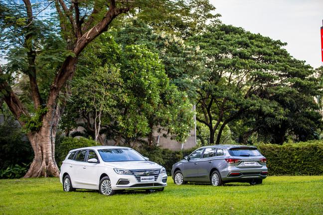 เอ็มจี เผยโฉม NEW MG EP รถยนต์ Station Wagon ขับเคลื่อนด้วยพลังงานไฟฟ้า 100%