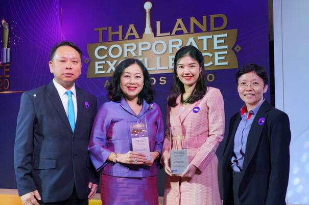"""""""เซ็นทรัลพัฒนา"""" คว้ารางวัล Thailand Corporate Excellence Awards 2020"""