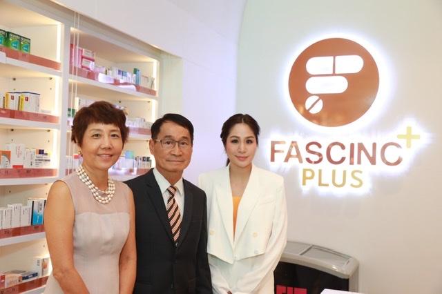 """ฟาสซิโน"""" ขึ้นแท่นผู้นำธุรกิจร้านขายยารูปแบบแฟรนไชส์เจ้าแรก และเจ้าเดียวในเมืองไทย"""
