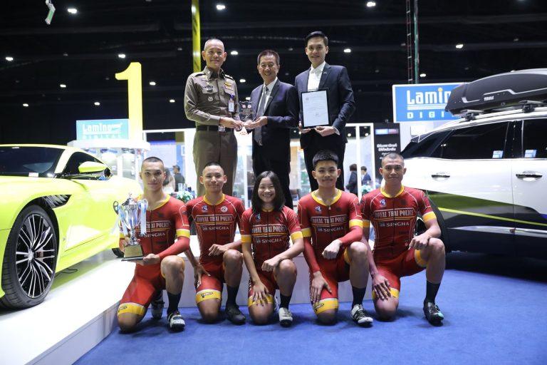 """""""ชัยณรงค์ สายสมร"""" CCO ผลิตภัณฑ์ธูเล่ ได้รับเกียรติแต่งตั้ง เป็นกรรมการที่ปรึกษาบริหารการกีฬาตำรวจประเภทจักรยาน ประจำปี 2563 – 2564"""
