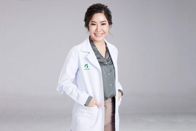 """""""หมอเบนซ์"""" หมอผมระดับTOP  เผยปัญหาคนไทยกว่า 90% """"ผมร่วง-ผมบาง"""""""