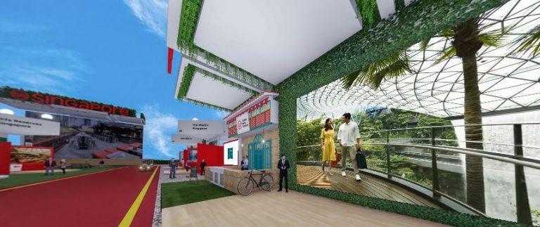 """การท่องเที่ยวสิงคโปร์ นำร่องจัดงาน""""ไมซ์"""" ในรูปแบบเสมือนจริง เชื่อมคน-เชื่อมโลก ฟื้นการท่องเที่ยวกระตุ้นเศรษฐกิจ"""