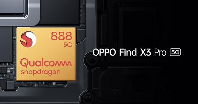 เตรียมสัมผัสประสิทธิภาพของแฟล็กชิพที่แท้จริง บนสมาร์ทโฟนแฟล็กชิพของออปโป้รุ่นล่าสุด OPPO Find X3 Pro 5G