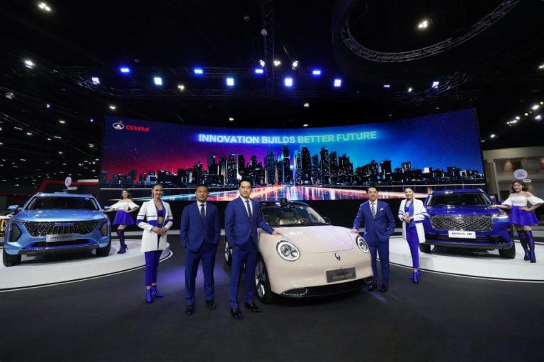 """เกรท วอลล์ มอเตอร์ เผยโฉม """"All New HAVAL H6 Hybrid SUV"""" ครั้งแรกของโลก ตอกย้ำกลยุทธ์ xEV Leader ผู้นำด้านยานยนต์ไฟฟ้าของไทย"""