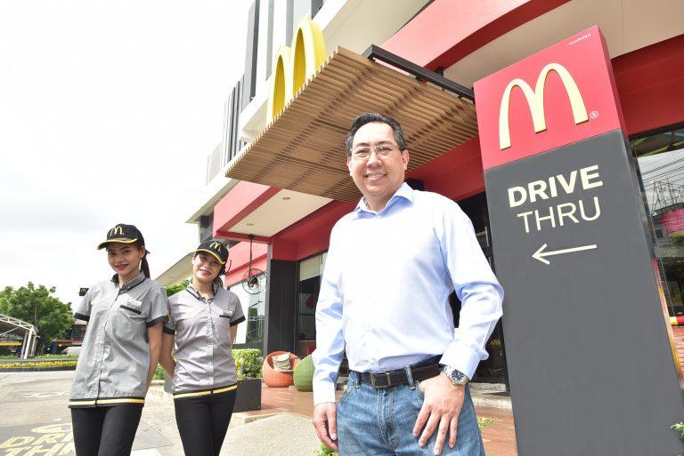 McDonald's เข้าวงการ Surf Skate จัดกิจกรรม 'แมคเซิร์ฟทรู' ติดสติกเกอร์ไดร์ฟ ทรูใหม่ รับโปรโมชั่นสุดคุ้ม