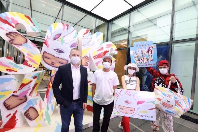 """ห้างเซ็นทรัล ผนึก โรบินสัน เปิดแคมเปญใหญ่ """"Central Happy Songkran"""" และ""""Robinson / Robinson Lifestyle สาดสุขสงกรานต์"""""""