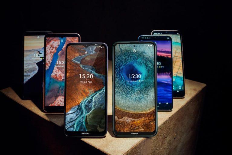 เปิดตัวสมาร์ทโฟนโนเกีย ครั้งยิ่งใหญ่ที่สุด 6 รุ่น ที่ผู้บริโภคจะต้องชื่นชอบ