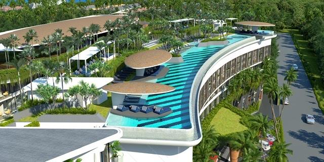 ACRE เตรียมสร้าง HOMA Phuket Town หลัง UOB Thailand อนุมัติสินเชื่อสีเขียว 675 ล้าน