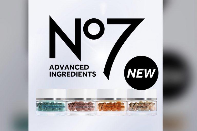 No7 Advanced Ingredients Capsule แคปซูลบูทส์ผิวสวย สูตรเข้มข้น
