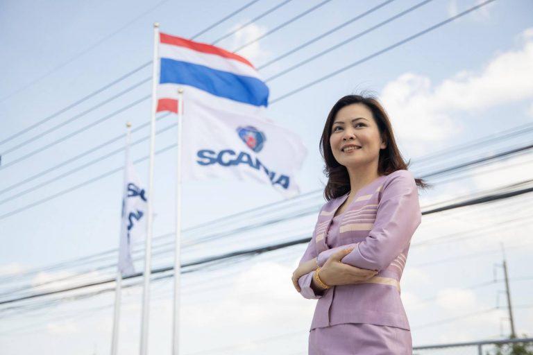 35 ปี สแกนเนีย ในประเทศไทยกับผู้นำฝ่ายขายหญิงคนใหม่ พร้อมตอบโจทย์ลูกค้า ขยายธุรกิจรถบรรทุก รถโดยสาร