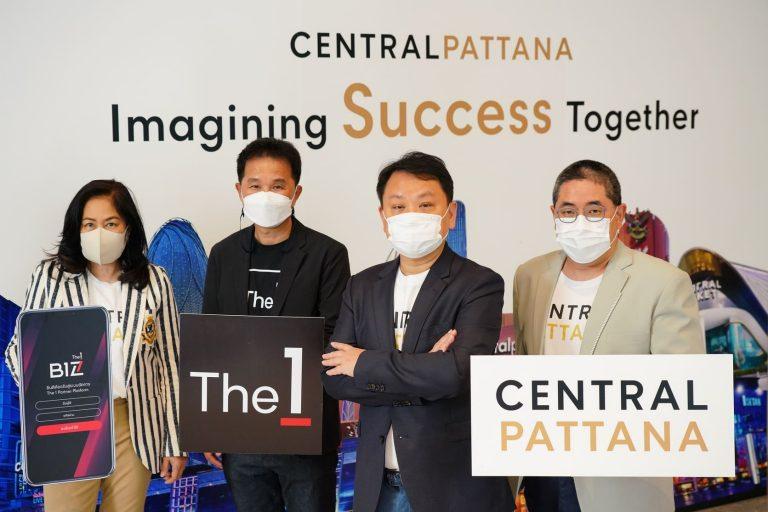 """""""เซ็นทรัลพัฒนา""""ชูความแข็งแกร่งของ Business Ecosystem  ด้วยกลยุทธ์ 'Scaling Up Your Business' ทุ่มงบกว่า 1,000 ล้านบาทใน 3 ปี กระตุ้นการเติบโตของเศรษฐกิจไทย"""