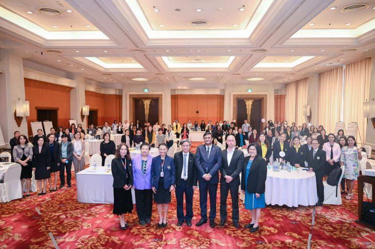 ไทย-เยอรมนี ชูความสำเร็จ พัฒนามาตรฐานความปลอดภัยให้กับบุคลากรทางการแพทย์ไทย