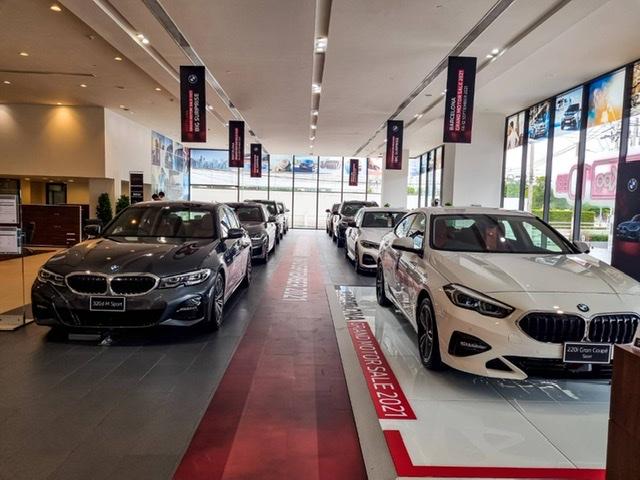 บาเซโลนา มอเตอร์ จัดงาน Barcelona Grand Motor Sale 2021