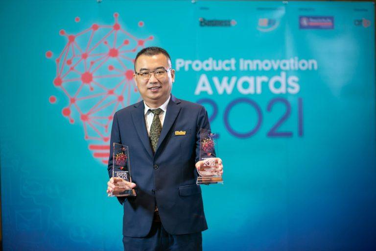 ไฮเออร์ คว้า 2 รางวัลชนะเลิศ นวัตกรรมเครื่องซักผ้า และตู้เย็น ตอบโจทย์ไลฟ์สไตล์ผู้บริโภควิถีใหม่