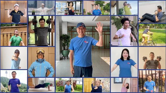 ธนาคารยูโอบี ระดมทุนได้มากกว่า 45.89 ล้านบาท ส่งต่อความดี ในงานเดิน/วิ่งเสมือนจริง 2021 UOB Global Heartbeat Virtual Run/Walk